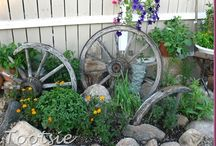 IDEAS: Garden & Landscape / Gardening stuff I just love or would like to try