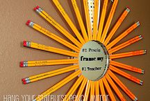 pencil decoration things