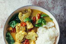 Food Photography - Curries