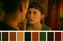 Cinerama/palheta de cores