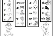 Step 3 reading! / Consonant blending and diagraphs