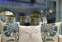 Heritage Collection Cushions / Handmade silk Turkish Heritage Cushions
