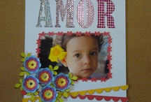 12x12 / 12x12 Scrapbook pages