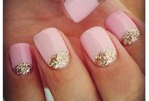 All about nails / by Lou Lou