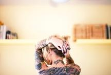 Tattoo <3 / by Rebecca Tillett