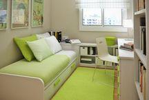 Interior Design - young bedroom