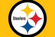 My dads and my brothers fav football team / GO STEELERS