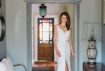 Wild Hearts 2018 Campaign / Our new Wild Hearts Collection | Offering the modern bride a relaxed, figure flattering, on-trend wedding gown. She is romantic. She is etherial. She is wild at heart. All gowns are at the affordable price point of AUD $2,190 - $2,690. Photographed by Kylee Yee Photography | HMUA Makeup By Sophie Knox