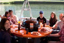BBQ DONUTS / Wir begleiten unsere Freunde von den BBQ DONUTS seit Firmengründung. Mittlerweile sind sie ein fester Bestandteil der Freizeit-Szene in Saarbrücken und am Zülpicher See
