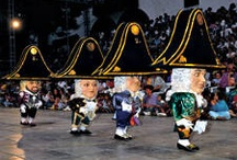 Las fiestas de La Palma / Diversión, originalidad, felicidad, música, baile...son ingredientes claves en las fiestas palmeras.
