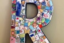 Now I Know My Mosaic ABC's!