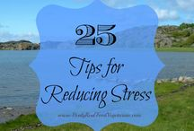 Stress + anxiety relief / by Kathryn Nulf