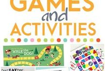 Kid's Printable activities