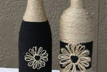botellas decorados