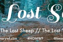 The Lost Series: A bible study on the Lost Coin, the Lost Sheep, and the Lost a Son (aka Prodigal Son) / Heart of Mary Women's Fellowship invites you to join us as we study the Scriptures together. God gave us His Word as a gift! He heals us through it, teaches us through it, blesses us through it, gives us grace, mercy, hope, and most importantly it's His love story to us.   Sisters - we are a Catholic community of women with a desire to know God more; to feel His love MORE. We want to feel His presence. And we know you do too. Join us?   You can see all of our studies at Heartofmarywf.com