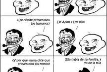Memes e imágenes graciosas