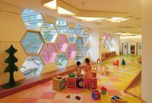 Παιδικός Σταθμός / Ιδέες κτιρίου