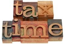Tax Preparation / by Keegan S