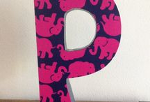 Tusk In Sun Elephant Monogram Inspired Lilly Pulitzer
