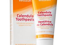 Acne-Safe Toothpaste and Lip Balms / Lots of toothpaste has sodium lauryl sulfate in it which clogs pores. Many lip balms are also comedogenic
