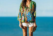 vestidos blusas