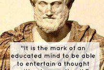 Quotations (Aristotle)