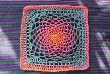 Crochet - Granny Squares. / by Ashley Curry