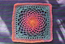 A Crochet granny