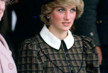 Lady Diana, style icon