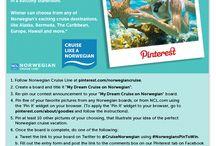 My Dream Cruise on Norwegian / My Dream Cruise