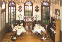 Tea rooms
