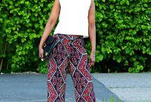 MIMIRI DESIGNS / Fashion designs of personal style blogger, Liz Ndegwa.