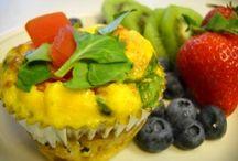 Recipes - Healthy goodies!