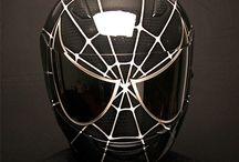 Custom Motorcycle helmets