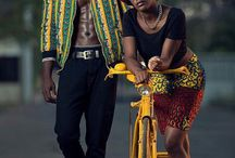 African fashion vibe