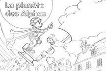 École - Les Alphas