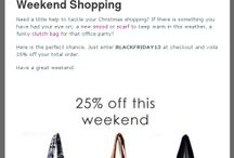 Newsletters & Promotions
