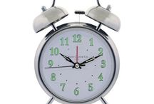 Classic Twin Bell Alarm Clock / Check Out this Selection of Alarm Clocks to Wake You Up?