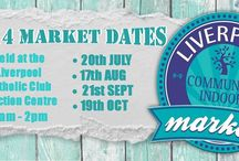 Markets / Indoor markets helping promote small home based and online businesses www.macindoormarket.com.au and www.liverpoolindoormarket.com.au