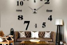 Les horloges / Diy et idées des réalisations