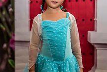 Queen Elsa Costume Frozen Costume