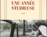 Books Worth Reading / Une année studieuse - Anne Wiazemsky