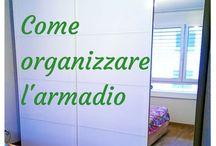 Organizzazione casa