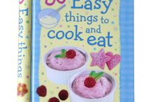 Childrens cooking books / Cookery books for children