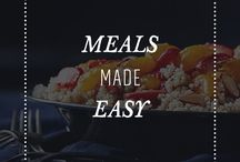Meals Made Easy / Easy, simple recipes made truRoots® ingredients. Unearth a new cherished, quick meal.