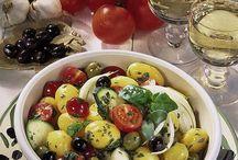 provenzalischen Kartoffelsalat
