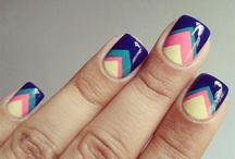 Amazing nail beauty