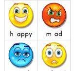 Feelings and Love / Teaching about feelings in preschool