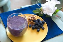 Nutribullet Recipes / by Lynette Francois
