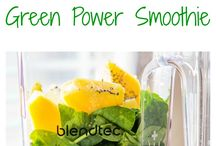 Smoothies for good health / Health drinks